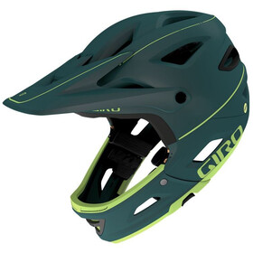 Giro Switchblade MIPS Casque, matte true spruce/citron